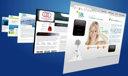 web sites en design